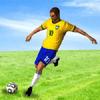 Running Soccer
