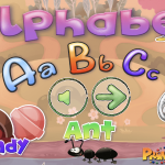 ABC alphabet Learning